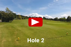 Glengarriff Golf Course - Hole 2 Video