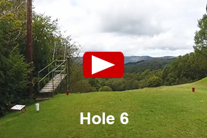 Glengarriff Golf Course - Hole 6 Video