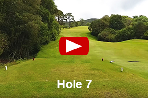Glengarriff Golf Course - Hole 7 Video